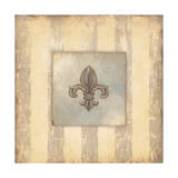Fleur De Lis IV Prints by Stephanie Marrott