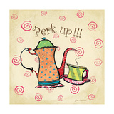 Perk Up Prints by Jo Moulton