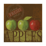 Fresh Apple Posters by Kathy Middlebrook