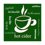 Hot Cider Posters by Anna Quach