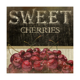 Sweet Cherries Prints by Jennifer Pugh