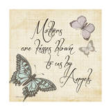 Mothers - Angels Prints by Stephanie Marrott