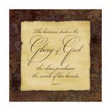 Glory to God Pósters por Stephanie Marrott