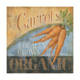 Zanahorias Pósters por Kim Lewis