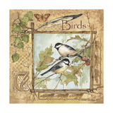Birds Print by Anita Phillips