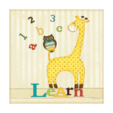 Jo Moulton - Learn - Art Print