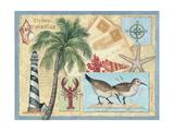 Ocean Paradise Prints by Anita Phillips