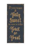 Tasty Sweet Posters by Kim Lewis