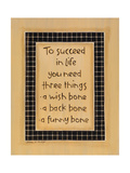To Succeed Prints by Karen Tribett