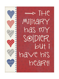 My Soldier Prints by Jo Moulton