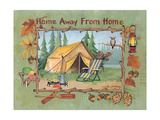Home Away from Home Prints by Anita Phillips