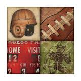 Football 4 Patch Plakater av Stephanie Marrott