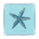 Starfish Prints by Stephanie Marrott
