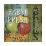 Manzanas Pósters por Kim Lewis