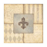 Fleur De Lis II Prints by Stephanie Marrott