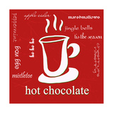 Hot Chocolate Prints by Anna Quach