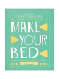 Make Your Bed Prints by Jo Moulton