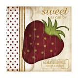 Sweet as Can Be Print by Jennifer Pugh