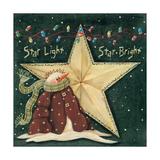 Star Light, Star Bright Premium Giclee Print by Jo Moulton