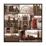 England Premium Giclee Print by Sage Singleton