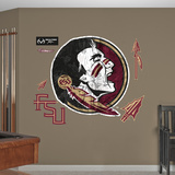 Florida State Seminoles Realtree Logo Wall Decal