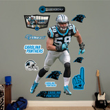 Luke Kuechly - Linebacker Wall Decal