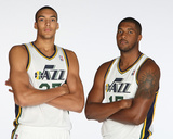 Utah Jazz Media Day Photo by Melissa Majchrzak