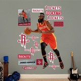 James Harden Wall Decal