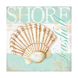Shore Prints by Kathy Middlebrook
