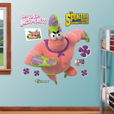 SpongeBob Movie: Mr. Superawesomeness Wall Decal