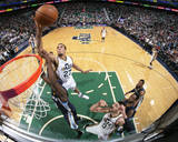 Memphis Grizzlies v Utah Jazz Photo by Melissa Majchrzak