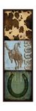 Cowboy I Prints by Stephanie Marrott