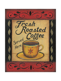 Fresh Roasted Coffee Prints by Kim Lewis