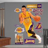 Jeremy Lin Wall Decal
