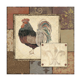 Rooster II Prints by Jo Moulton