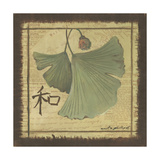 Ginko Leaves Prints by Anita Phillips