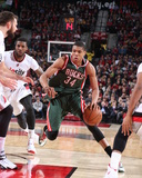 Milwaukee Bucks v Portland Trail Blazers Photo by Sam Forencich
