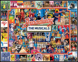 Broadway 1000 Piece Puzzle Jigsaw Puzzle