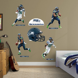 Seattle Seahawks Power Pack Wall Decal