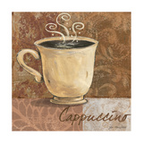 Cappuccino Prints by Jo Moulton