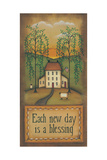 Each Day Is a New Blessing Prints by Kim Lewis