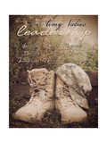 Army Values Prints by Shawnda Craig