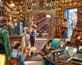 Old Book Store 1000 Piece Puzzle Jigsaw Puzzle