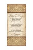 The Lord's Prayer Prints by Jennifer Pugh