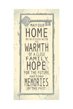 Warmth of Home Posters by Jo Moulton
