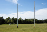 Rugby Field Photographic Print by  nazzu