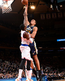 Utah Jazz v New York Knicks Photo by Jesse D Garrabrant