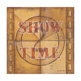 Show Time Print by Kim Lewis