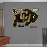 Colorado Buffaloes Realtree Logo Wall Decal