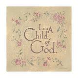 I Am a Child of God Arte por Stephanie Marrott